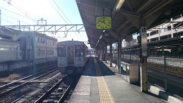 キハ110系200番台 キハ111-205 [JR 高崎駅]