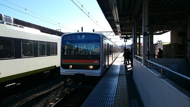 209系3000番台 宮ハエ63編成 [JR 高麗川駅]