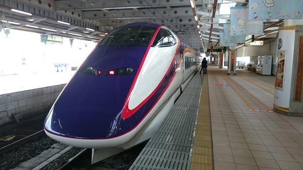 写真: E3系 仙カタL71編成 [JR 新庄駅]