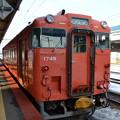 写真: キハ40系 キハ40 1749 [JR 滝川駅]