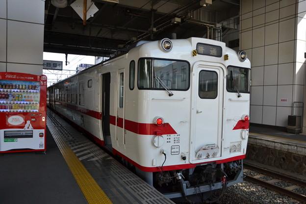 キハ40系 キハ40-563 [JR・青い森鉄道 八戸駅]