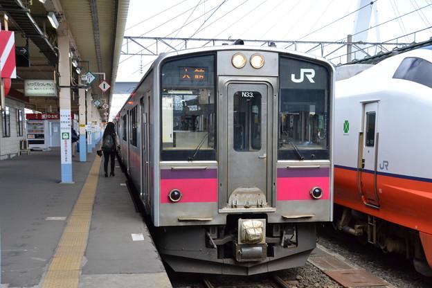 701系 秋アキN33編成 [JR 青森駅]