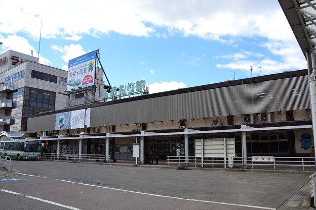駅舎 [JR・青い森鉄道 青森駅]