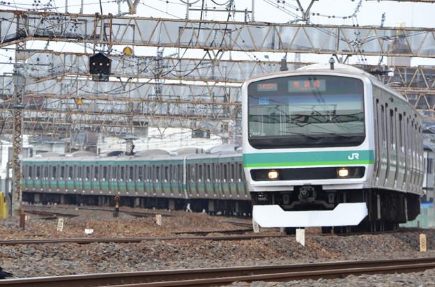 E231系0番台 東マト104編成 [JR 常磐線 馬橋-北松戸]