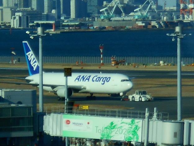 ANAの珍しい飛行機