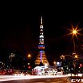 ド定番の東京タワー1