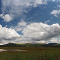 八島湿原の空338_stitch4c