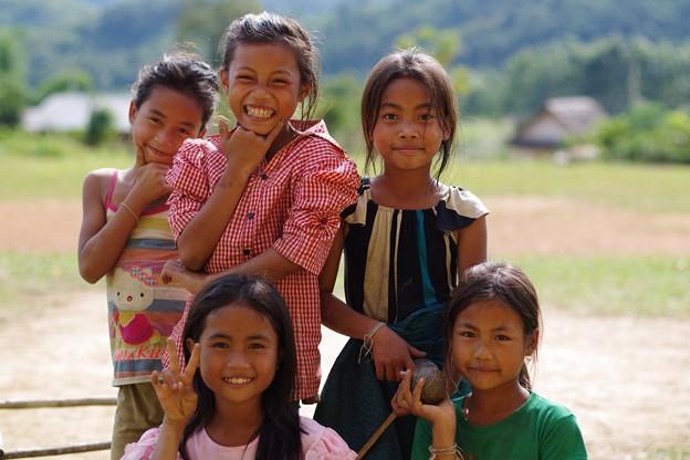 Photos: Hill Tribes Khum