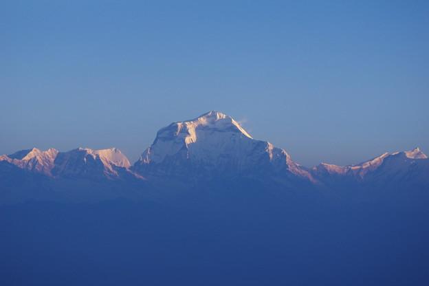 Photos: 白い山