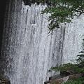 街に近い布引の滝