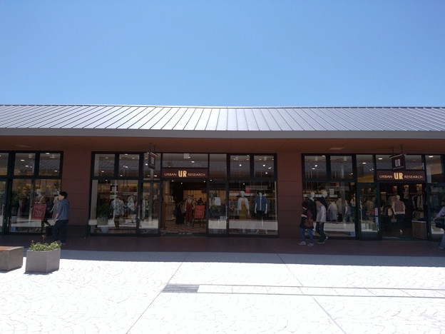 THE OUTLETS HIROSHIMA(ジ アウトレット広島)