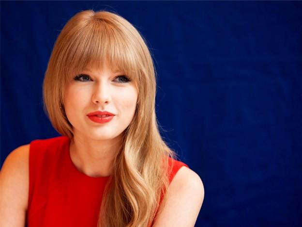 Beautiful Blue Eyes of Taylor Swift(10409)
