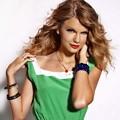 Beautiful Blue Eyes of Taylor Swift (10760)