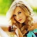 Beautiful Blue Eyes of Taylor Swift (10798)