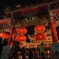 Photos: 夜の関帝廟