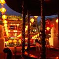写真: 夜の媽祖廟