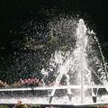 写真: 噴水