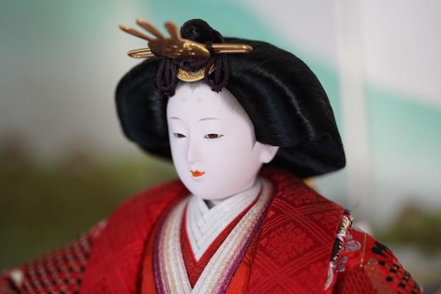 写真: ひな人形