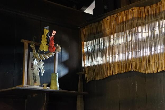 台所の神棚