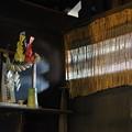 写真: 台所の神棚