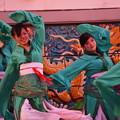 写真: 中国の踊り