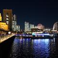写真: 横浜夜景
