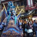 写真: 仮装パレード