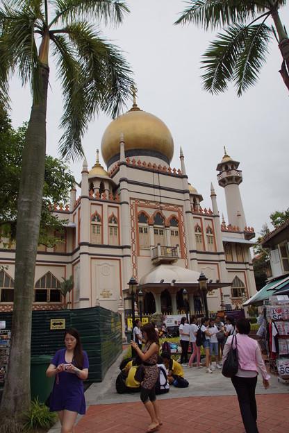 写真: イスラム寺院