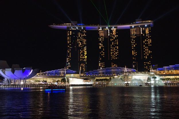 Photos: 夜のシンガポール