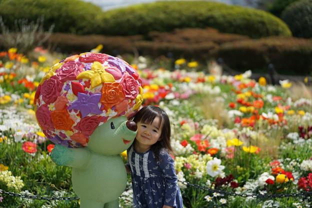 Photos: ガーデンベアと子供