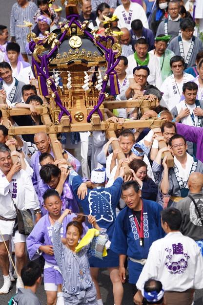 Photos: お神輿