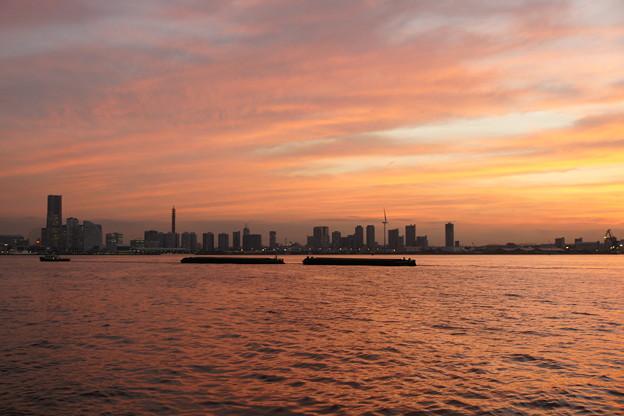Photos: 横浜黄昏