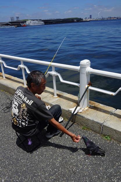 優しい釣り人