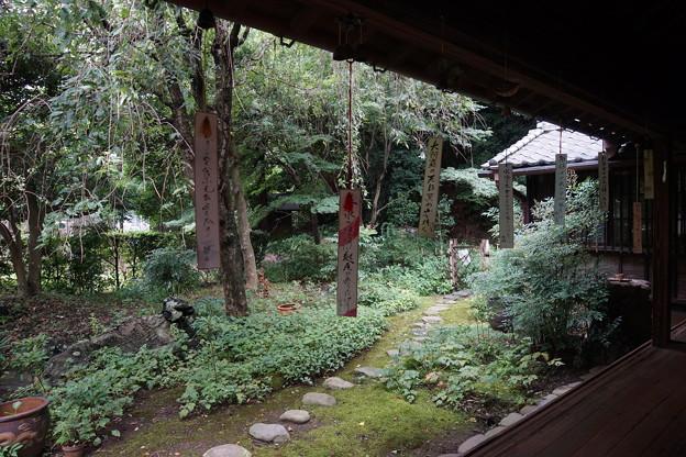 夏の横溝屋敷
