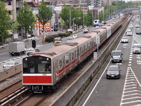 大阪市営地下鉄10系 北大阪急行千里中央~桃山台