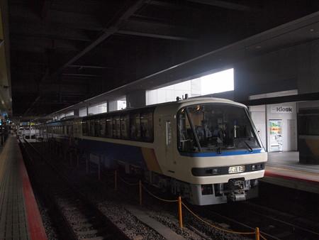 クモヤ213系 U@Tech 山陰本線京都駅