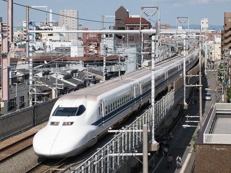 700系こだま 東海道本線京都~新大阪03