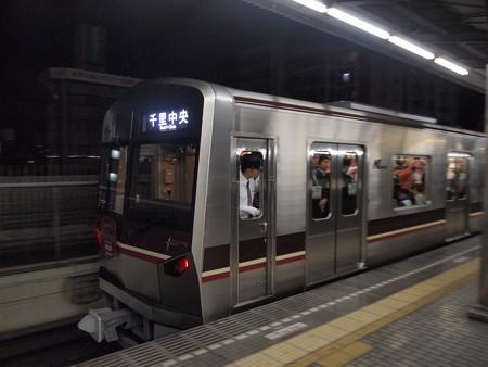 北大阪急行9000形流し