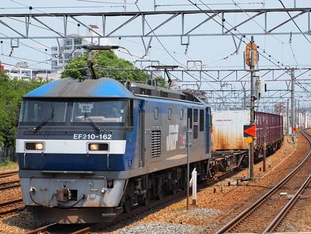 EF210貨物 東海道本線東淀川駅