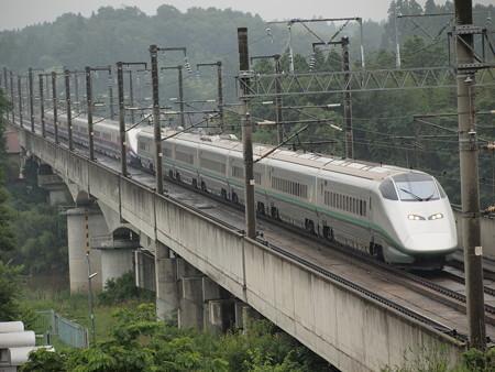 E3系・E2系つばさ・やまびこ東北新幹線郡山~福島02