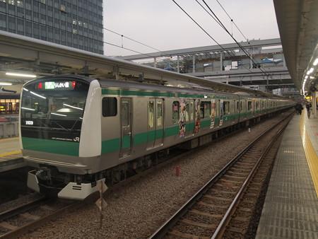 E233系普通   埼京線大崎駅03