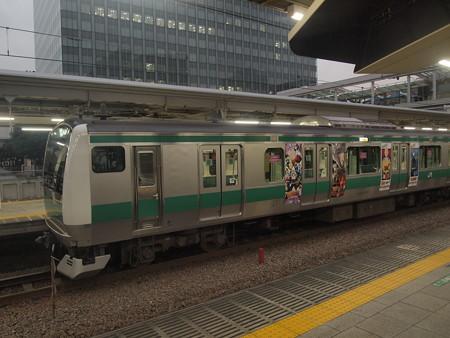 E233系普通   埼京線大崎駅05