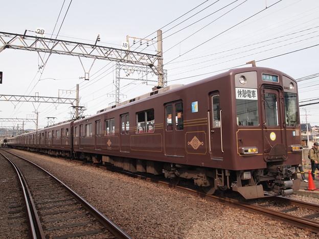 近鉄5800系 休憩電車 五位堂検修車庫