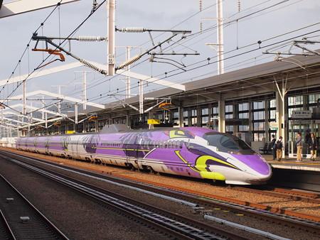 500系TYPE EVAこだま 山陽新幹線姫路駅03