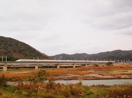 700系ひかり  山陽新幹線相生~岡山02