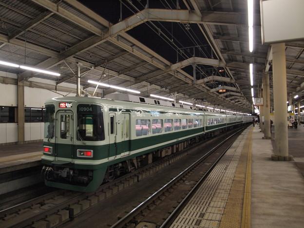 南海10000系特急サザン   南海本線天下茶屋駅03