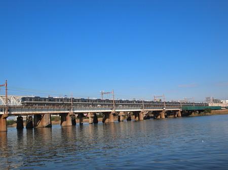 223系新快速 東海道本線新大阪~大阪02
