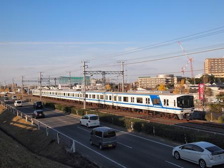 泉北7020系準急泉北高速線深井~泉ヶ丘02
