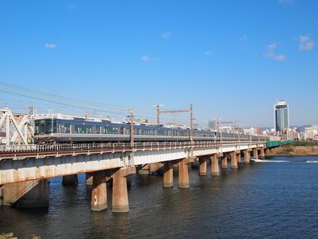 223系丹波路快速 東海道本線新大阪~大阪