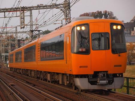 近鉄22000系阪伊乙特急 近鉄大阪線安堂~国分02